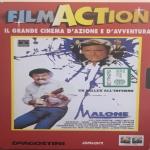 Malone - Un killer all'inferno VHS
