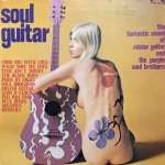 The fantastic sound of Mister Guitar and the purple soul brothers