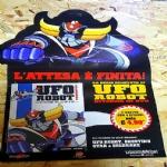 UFO ROBOT GOLDRAKE 2017 DVD N 1 Sigillato PER VERI COLLEZIONISTI