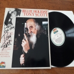 Billy Holliday with Tony Scott and his orchestra