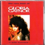 GLORIA GAYNOR - The very best I will survive