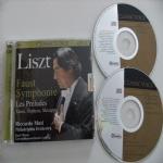 Faust Symphonie - Les Pr�ludes - Tasso, Orpheus, Mazeppa