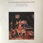 La nananinanananacanto Nascere a Venezia testi, traduzioni e note C.V. 001 A/B