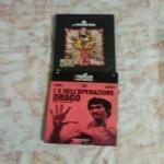 I tre dell'operazione drago dvd con Bruce Lee - n. 3 della raccolta