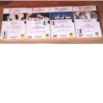 Lotto 4 VHS Teatro - Le Grandi Pieces del Teatro Classico e Moderno