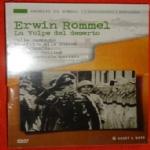 Erwin Rommel, la volpe del deserto dvd   con libro