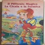 Il Pifferaio Magico/La cicala e la formica VHS