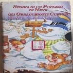 Storia di un pupazzo di neve/Gli orsacchiotti curiosi VHS