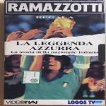 Ramazzotti regala La leggenda azzurra VHS