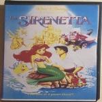 La Sirenetta VHS