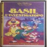 Basil l'investigatopo VHS