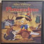 Pinocchio VHS