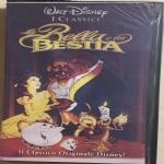 La bella e la bestia VHS