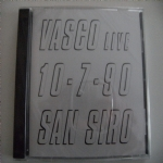 Vasco Live 10-7-90 San Siro