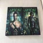 ARROW cofanetti dvd stagione 1 -2