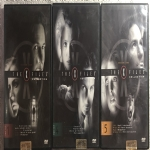 The X-Files collection stagione 1 1-4-5 DVD