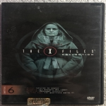 The X-Files collection stagione 3 n.6 DVD