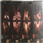 The X-Files collection stagione 4 1-3-5-6 DVD