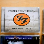 Greatest hits Foofighters