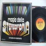 Magia della stereofonia - La musica in movimento