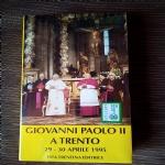 Giovanni Paolo II a Trento. 29-30 aprile 1995