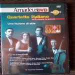 Quartetto italiano. Miti dietro le quinte. Una lezione di stile