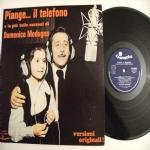 Piange...il telefono e le più belle canzoni di Domenico Modugno