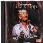 BILLIE HOLIDAY i Giganti jazz & pop