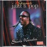 STEVIE WONDER i Giganti jazz & pop
