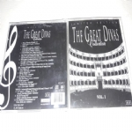 THE GREAT DIVAS COLLECTION - VOLUME 1 - VARIE OPERE - AIDA - NABUCCO
