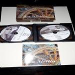 LA SICILIA - Storie, Cantastorie ... Tradizioni e Tarantelle - Cofanetto 5 cd indivisibile