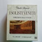 W.A. MOZART Le Sinfonie Giovanili  - 4 CD -