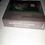 RISCOPRIAMO POMPEI  (GRANDI CIVILTA� DEL PASSATO) - VHS sigillato + altro vhs in OMAGGIO non sigillato serie I Grandi film storici e mitologici