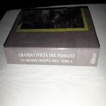LA GRANDE EREDITA� DELL�AFRICA (GRANDI CIVILTA� DEL PASSATO) - VHS sigillato + altro vhs in OMAGGIO non sigillato serie I Grandi film storici e mitologici