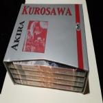 AKIRA KUROSAWA COFANETTO ROSSO 4 TITOLI RARO