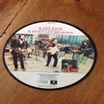 GET BACK - DON'T LET ME DOWN - PICTURE DISC