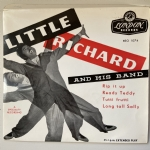 Little Richard and his band