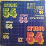 A hot disco night at Studio 54 Vol. 4 VINILE